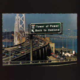 Tower Of Power ‎– Back To Oakland (LP)