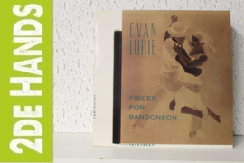 Evan Lurie ‎– Pieces For Bandoneon (LP) D10