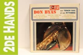 Don Byas – Don Byas son tenor sax et ses rythmes (LP) F50
