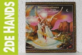 Devadip Carlos Santana, Turiya Alice Coltrane - Illuminations (LP) D20