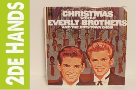 Everly Brothers ‎– Christmas With The Everly Brothers And The Boys Town Choir (LP) G70
