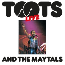 Toots & The Maytals - Live (LP)