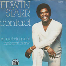 "Edwin Starr ‎– Contact (7"" Single) S80"