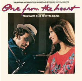 Tom Waits And Crystal Gayle ‎– One From The Heart (LP)