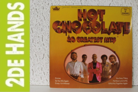 Hot Chocolate ‎– 20 Greatest Hits (LP) B30