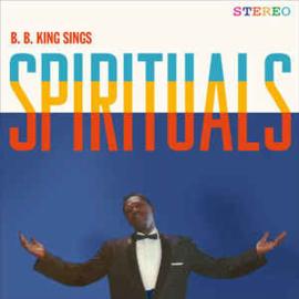 B.B. King – Sings Spirituals (LP)