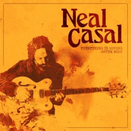 "Neal Casal - Everything is Moving / Green Moon (7"" Single)"