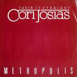 "Cori Josias – Takin' It Straight (12"" Single) T20"