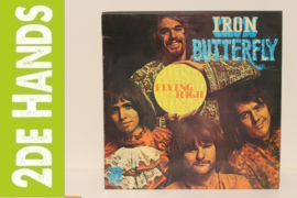 Iron Butterfly ‎– Flying High (LP) A50
