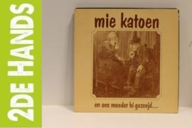 Mie Katoen – En Ons Moeder Hi Gezeejd... (LP) C50