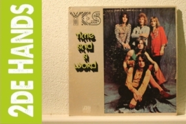 Yes - Time and a Word (LP) J70