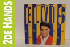 Elvis ‎– You'll Never Walk Alone (LP) J80