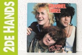 Channel Three ‎– Last Time I Drank... (LP) A70