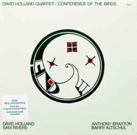 David Holland Quartet ‎– Conference Of The Birds (LP)