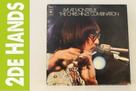 Chris Hinze Combination ‎– Live At Montreux (LP) G30