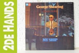 George Shearing – My Ship (LP) A70