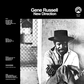 Gene Russell – New Direction (LP)