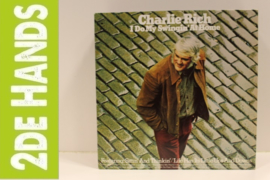 Charlie Rich ‎– I Do My Swingin' At Home (LP) B90