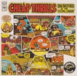 Janis Joplin - Cheap Thrills (LP)