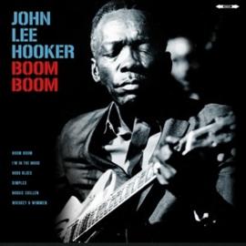 John Lee Hooker - Boom Boom (LP)