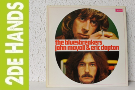 John Mayall With Eric Clapton – Blues Breakers -ALT. COVER- (LP) J20