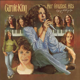 Carole King ‎– Her Greatest Hits (Songs Of Long Ago) (LP)