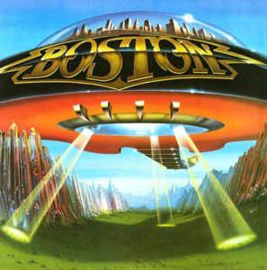 Boston - Don't Look Back (LP)