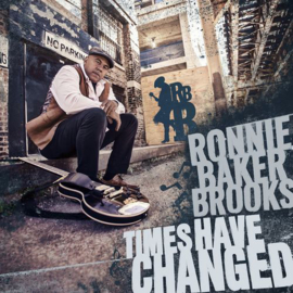 Ronnie Baker Brooks ‎– Times Have Changed (LP)