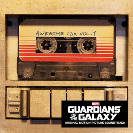 Various ‎– Guardians Of The Galaxy Awesome Mix Vol. 1 (LP)