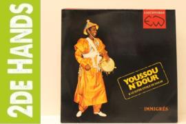 Youssou N'Dour & Le Super Etoile De Dakar – Immigrés (LP) d40