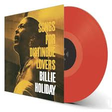 Billie Holiday - Songs For Distingue.. (LP)