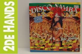 Los João – Disco Samba (LP) F50