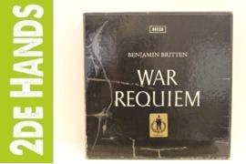 Benjamin Britten – War Requiem (2LP BOX) T40