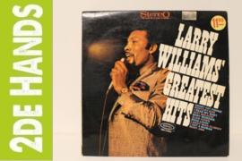 Larry Williams - Larry Williams' Greatest Hits (LP) C80