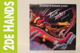 Bootsy's Rubber Band – This Boot Is Made For Fonk-n (LP) J40
