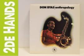 Don Byas – Anthropology (LP) D50