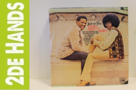 Edwin Starr & Blinky ‎– Just We Two (LP) G40