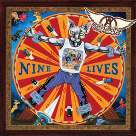 Aerosmith ‎– Nine Lives (2LP)