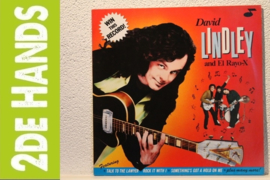 David Lindley - And El Rayo-X (LP) A20