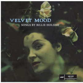 Billie Holiday ‎– Velvet Mood (LP)