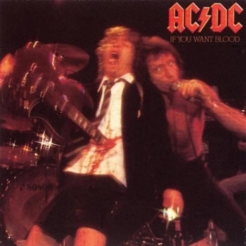 AC/DC - If You Want Blood You've Got It (LP)