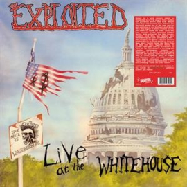 Exploited - Live At The Whitehouse (LP)
