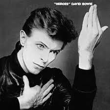 """David Bowie - """"Heroes"""" (LP)"""