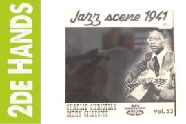 Charlie Christian, Dizzy Gillespie – Jazz Scene 1941 (LP) F70