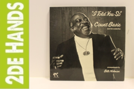 Count Basie And His Orchestra ‎– I Told You So (LP) C70