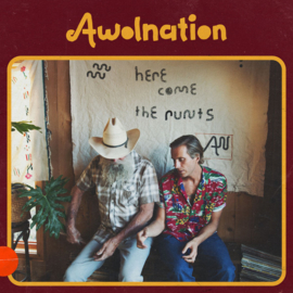 Awolnation ‎– Here Come The Runts (LP)