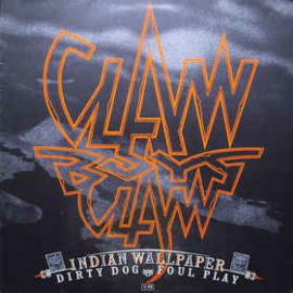 """Claw Boys Claw – Indian Wallpaper (12"""" Single) T30"""