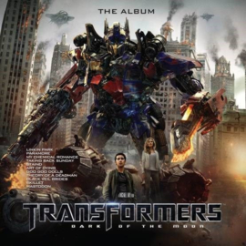 Various ‎– Transformers: Dark Of The Moon - The Album (LP)