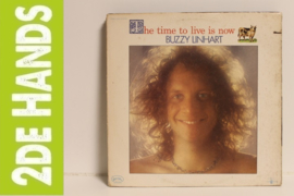 Buzzy Linhart – The Time To Live Is Now (LP) H10