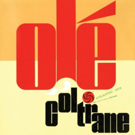 John Coltrane - Ole Coltrane (LP)